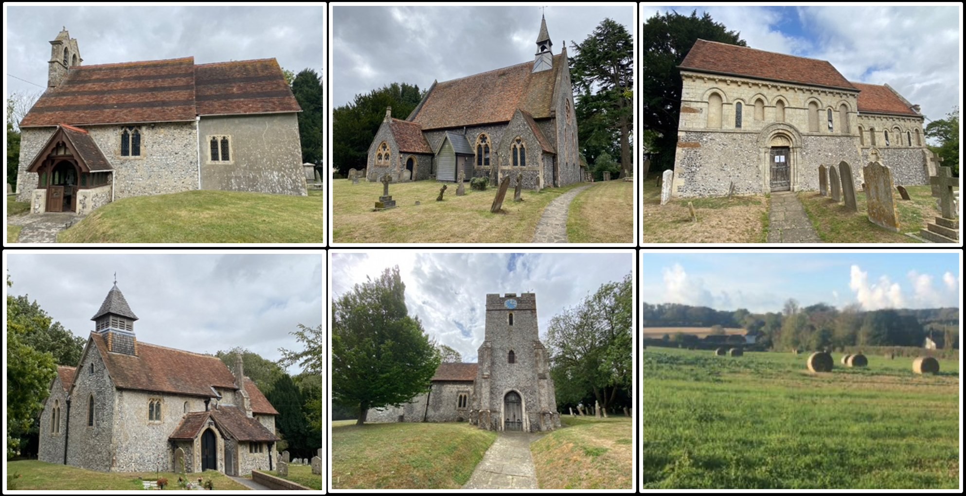 Bewsborough Parish Churches